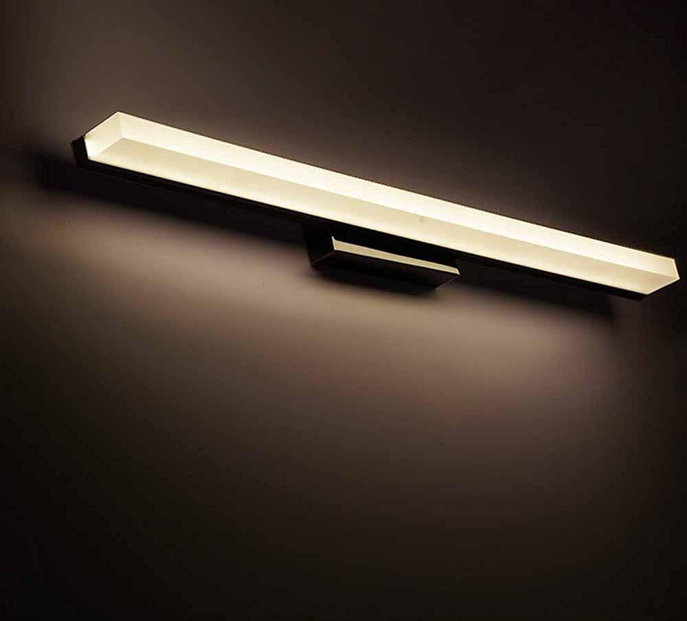 UZI-Modern minimalist vanity mirror use lights, bathroom wall lamps, bathroom lights up the lamp, bathroom mirror cabinet light