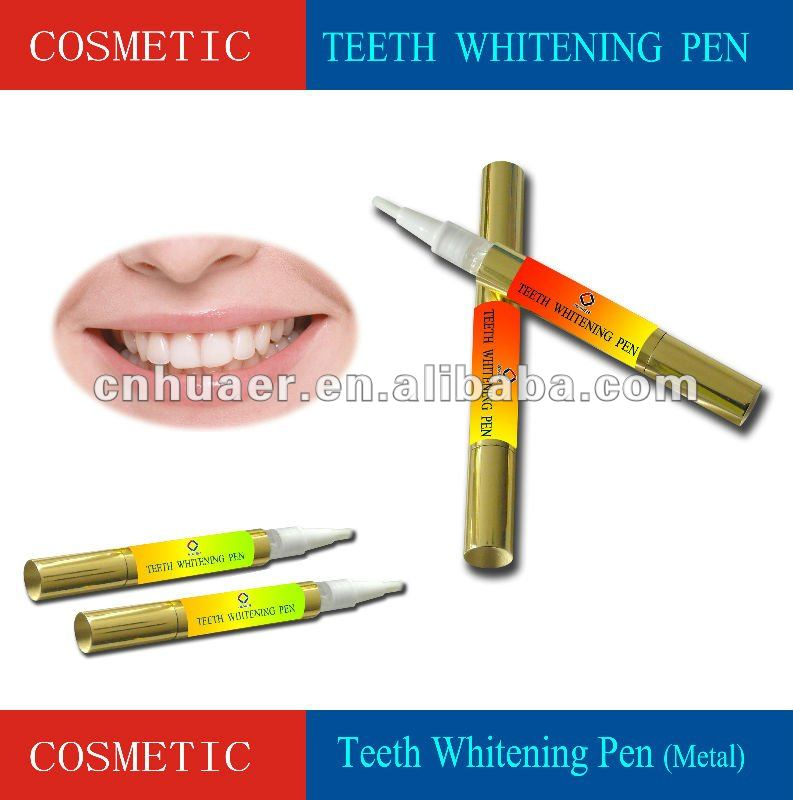keep teeth whiting pen