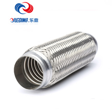 Factory direct sale exhaust flexible pipe muffler