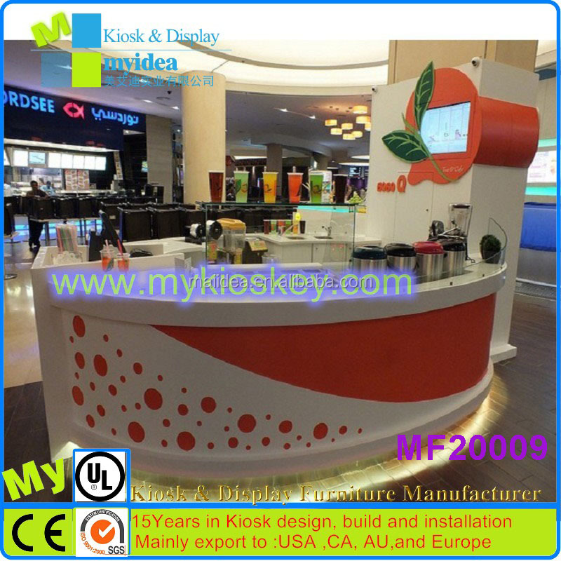 Hot Sale And Custom Made Juice Bar Counter/coffee Shop Counter ...