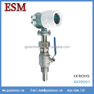 24V DC/220V AC electromagnetic flowmeter with RS485 communication