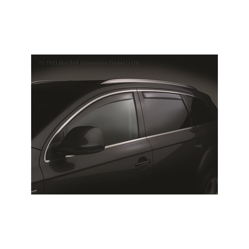 Weathertech 82562 Side Window Deflector