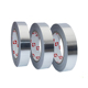 Reinforced Fireproof Aluminum Foil Duct Butyl Tape For Refrigeration Equipment