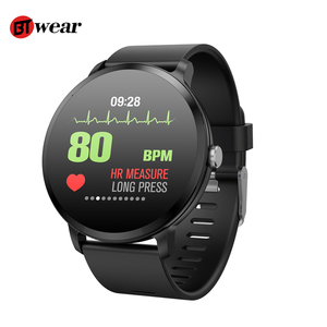 BTwear T11 hot selling IPS bluetooth smart watch a1 blood pressure For IOS Android phone