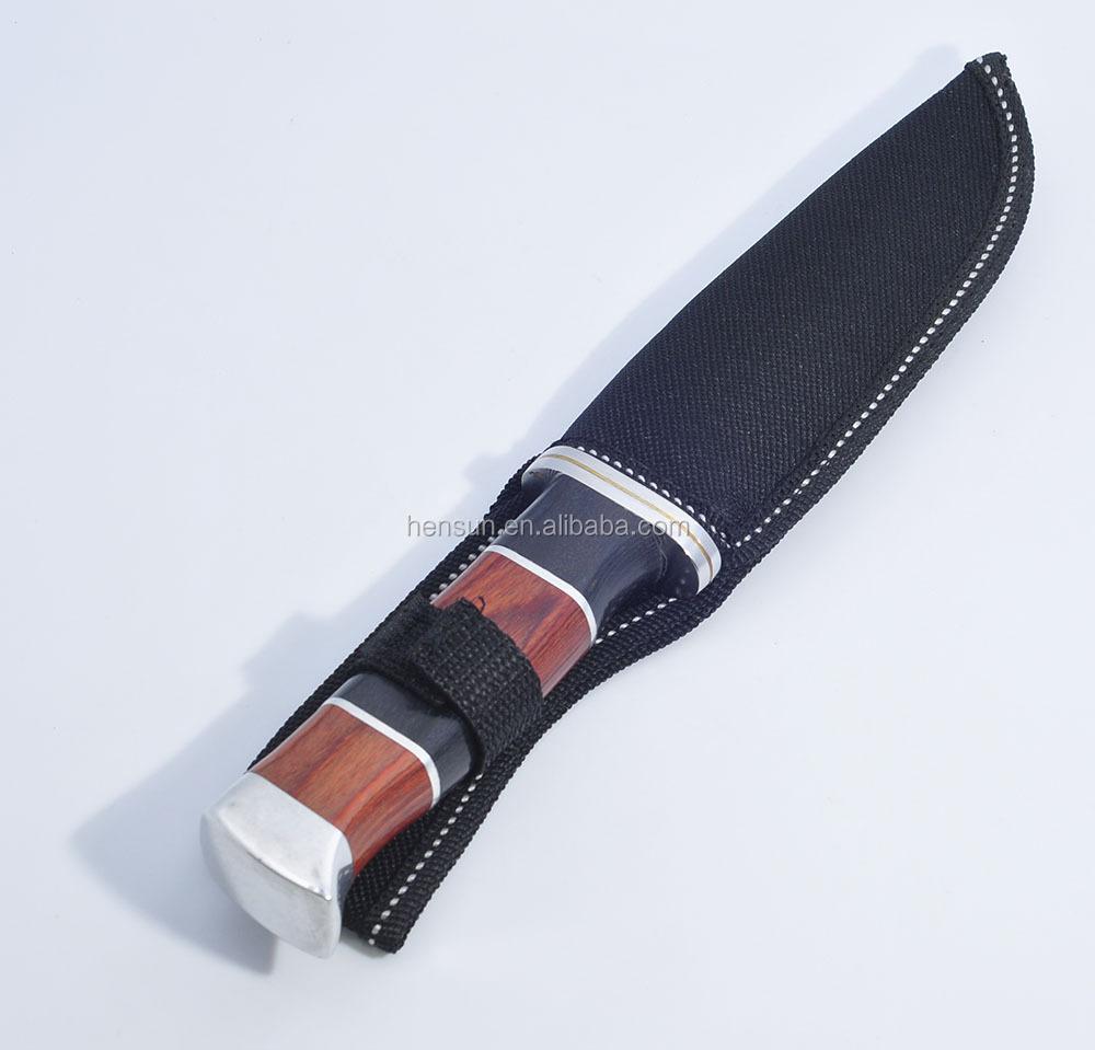 couteau de survie rose