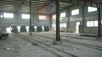 2012 hot sale in India flyash AAC block factory with best warranty