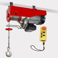 PA type wireless remote small electric hoist 110v