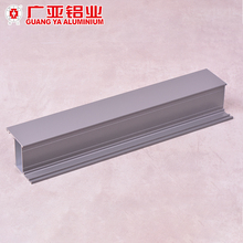 China top aluminium profile manufacturers alu casement windows profile
