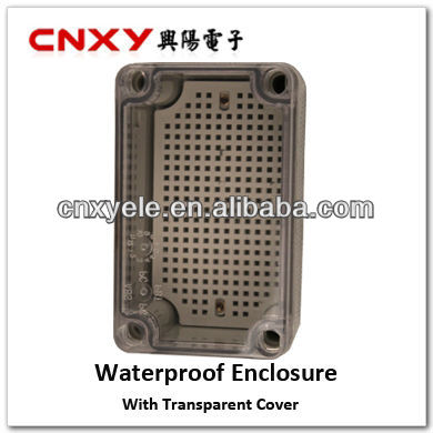 2012 New IP65 plastic case used outdoor