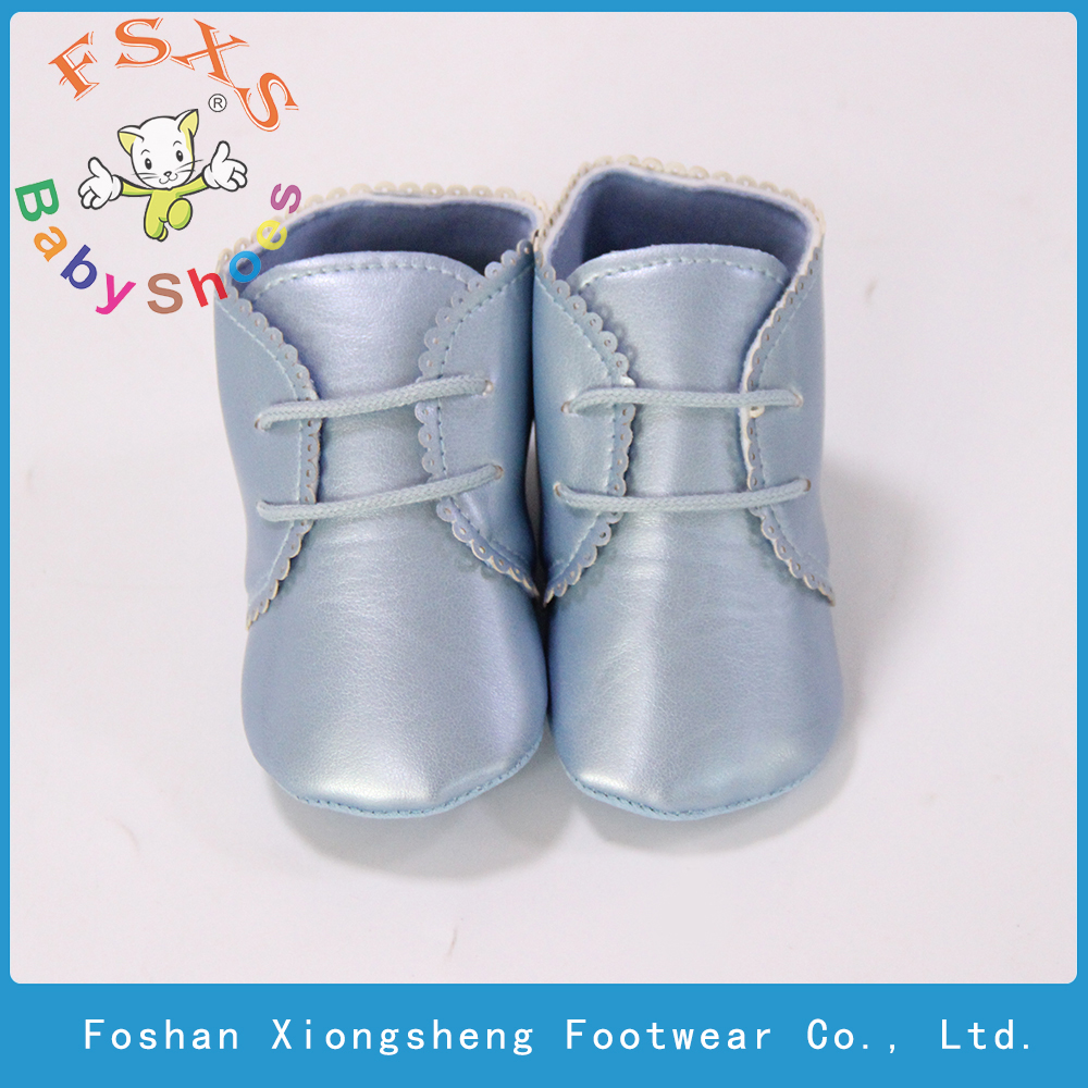 2017 hot new product Beautiful Leather Baby Boy Shoes on sales