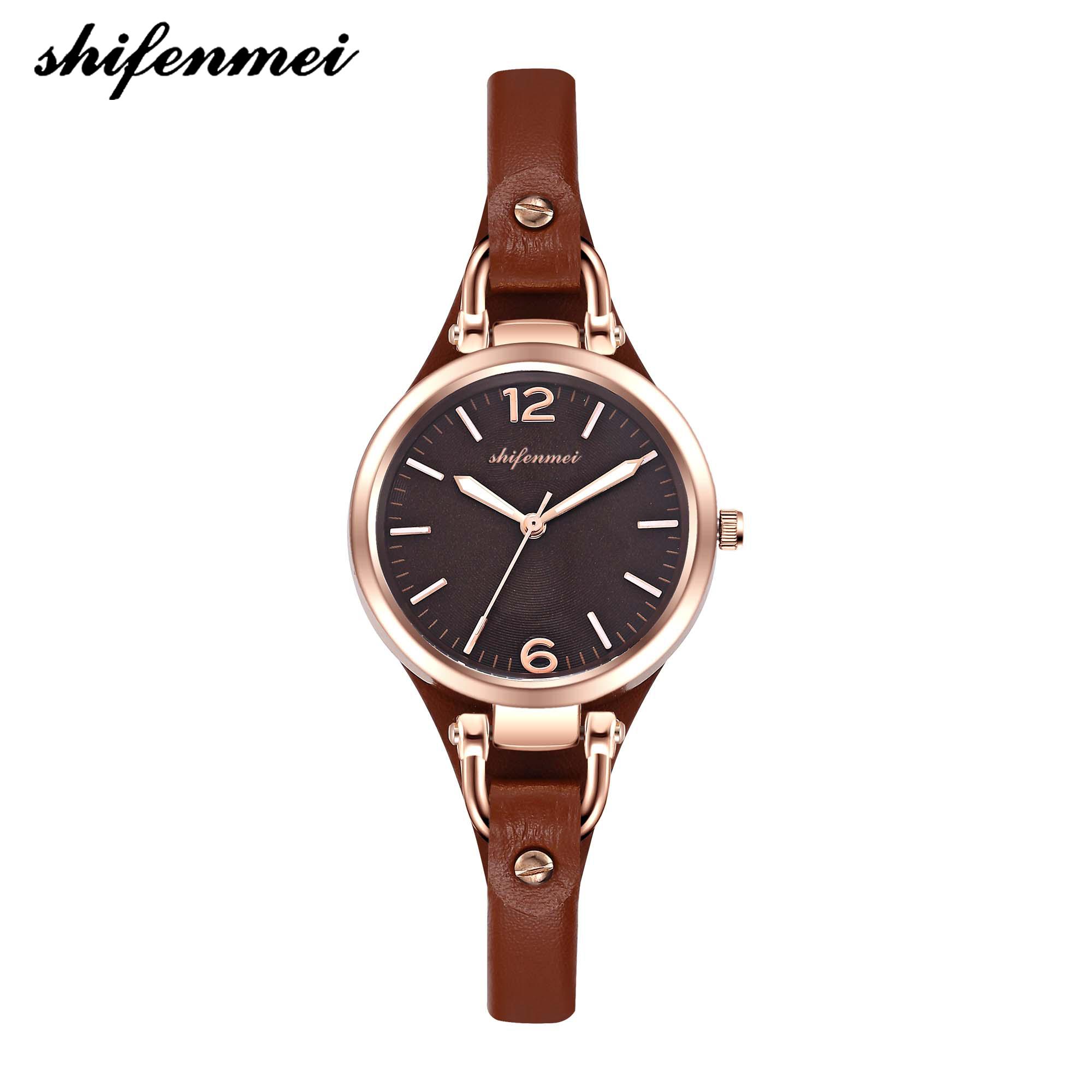 Luxury quartz classic Lovers watch fashion casual watches waterproof leather belt for women wristwatch фото