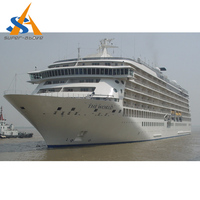 Passenger Boat Luxury Cruise Ship