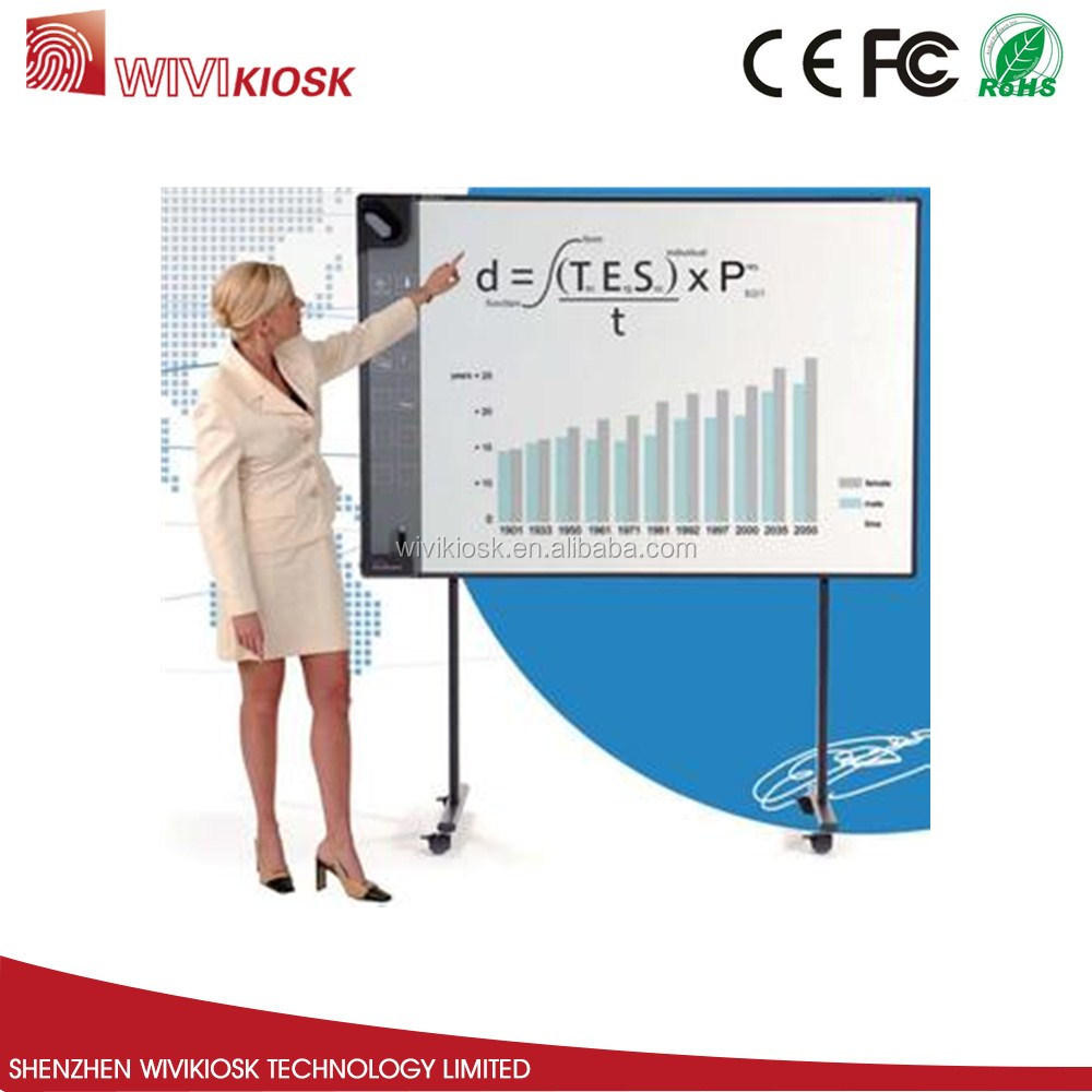 Optical Interactive Whiteboard for Classroom