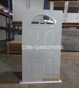 Vent Doors Glass Steel Doors, 9 Lite Glass Door(steel Frame), Decorative