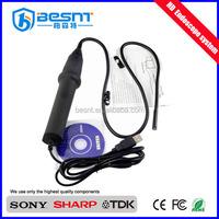 Low Price CMOS Sensor 2 pieces White Led Lights USB Mini Camera (BS-GD45)
