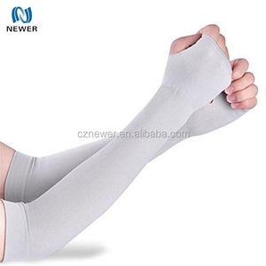 UV Protection Compression Cooler Arm Sleeves Cover