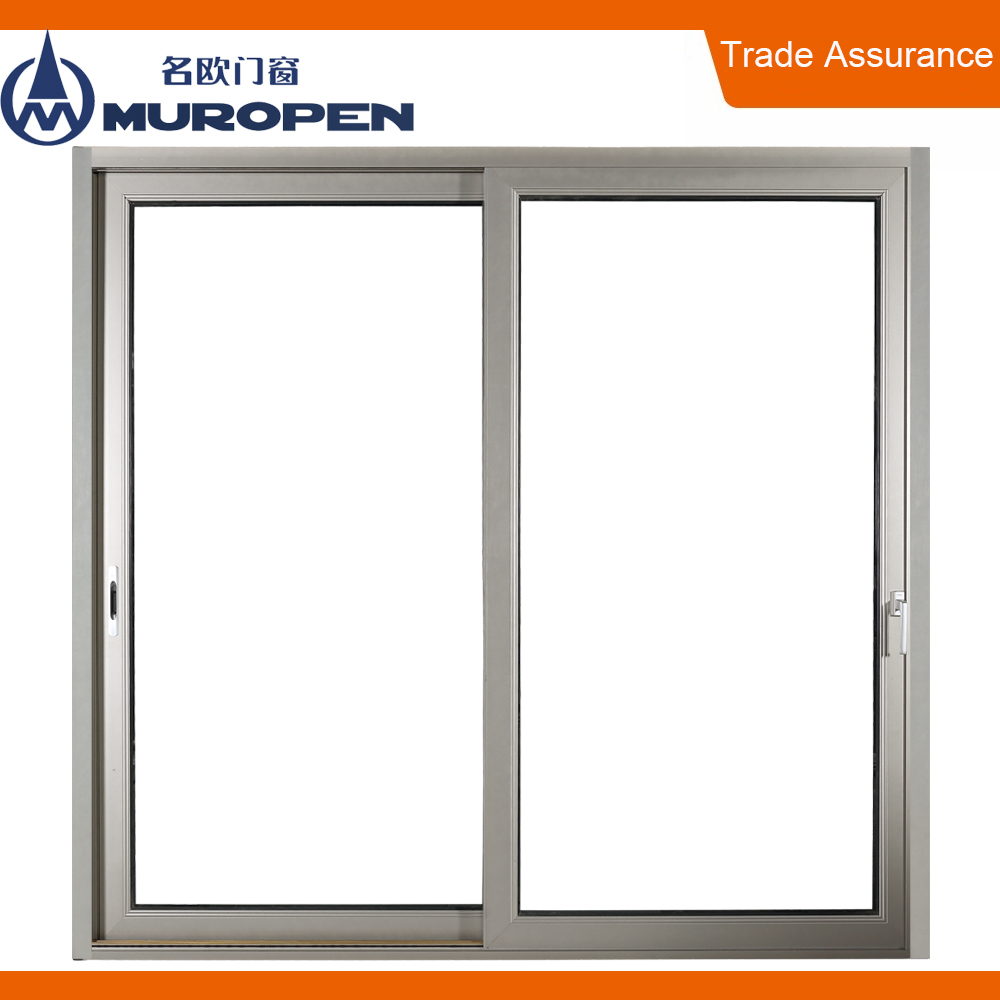 Brand new machine grade aluminum french window manufactures
