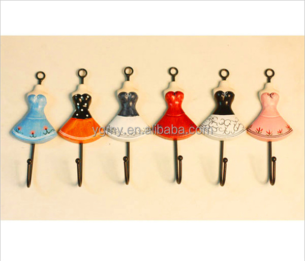 Awesome Colorful Wall Hooks Crest - All About Wallart - adelgazare.info