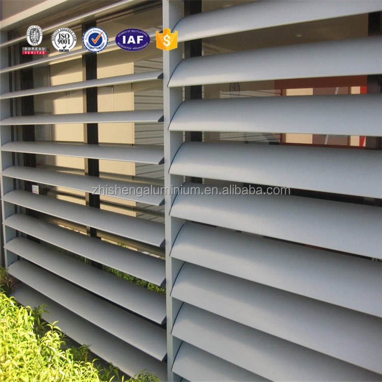 hot sale security aluminum profile louvers