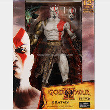 "Neca God of War II Kratos Medusa <span class=keywords><strong>W</strong></span>/Suono Figura 12 ""Giocattolo Action figure"