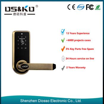 Touch screen keypad lock buy electronic keypad door lock for 1 touch door lock