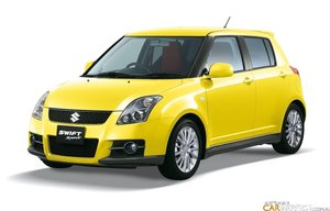 suzuki swift sport car body kit