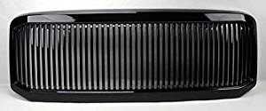 CPW (tm) Ford Super Duty 05-07 & Excursion Vertical Black Front Hood Bumper Grill