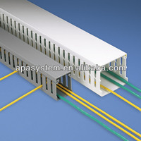 Cheap pvc cable duct with CE RoHS