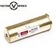 Vector Optics Brass 12 Gauge for 12 GA Caliber Cartridge in Cartridge Style Red Laser Bore Sight / Sighter/ Boresighter