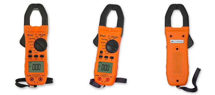 CM-2000 Handheld Digital Multimeter Clamp meter