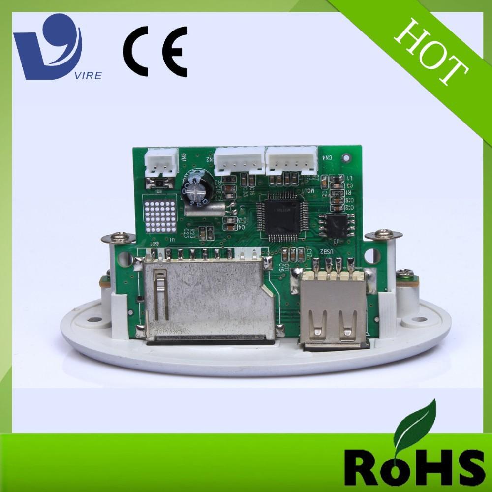 Am fm radio receiver modulepcb and pcb assembly fm radio