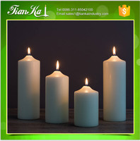 China candle factory making church candle exported to Australian