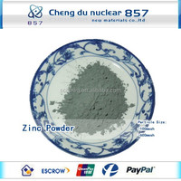 purity over 99% powdered Zinc price grain diameter D90 D50 today price China supply