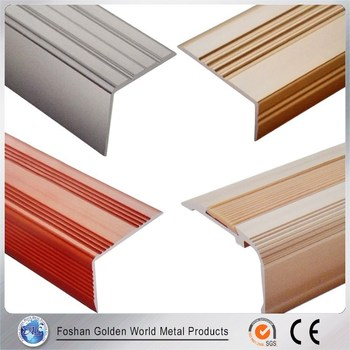 Whole T Shape Silver Ceramic Tile Trim Corner Edge