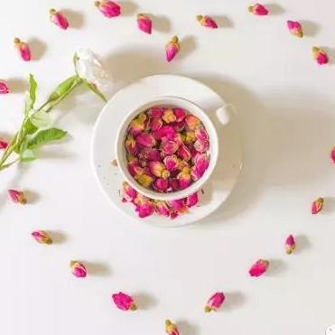 A dried rose petals for tea rose petals tea - 4uTea | 4uTea.com