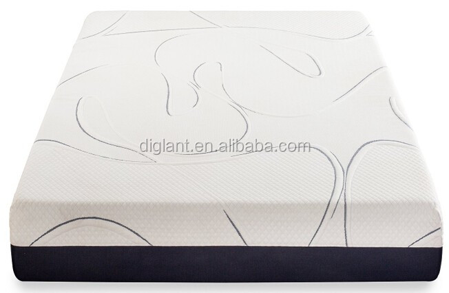 Diglant JE-A1010 High Quality Double Side Hotel Natural Spring Latex Pocket Mattress