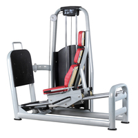 club use commercial home gym and weight stack/leg press/strength training machine