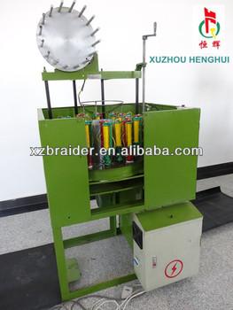 xuzhou henghui 32 carriers wire harness braiding machine buy 32 rh alibaba com Homemade Braiding Machine Conduit Wire Braiding Machines