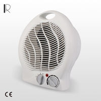 2016 hot sale 220V Portable Home Fan Heater indoor use