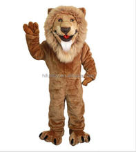 Funtoys CE Animal Lion Cartoon Mascot Costumes For Sale