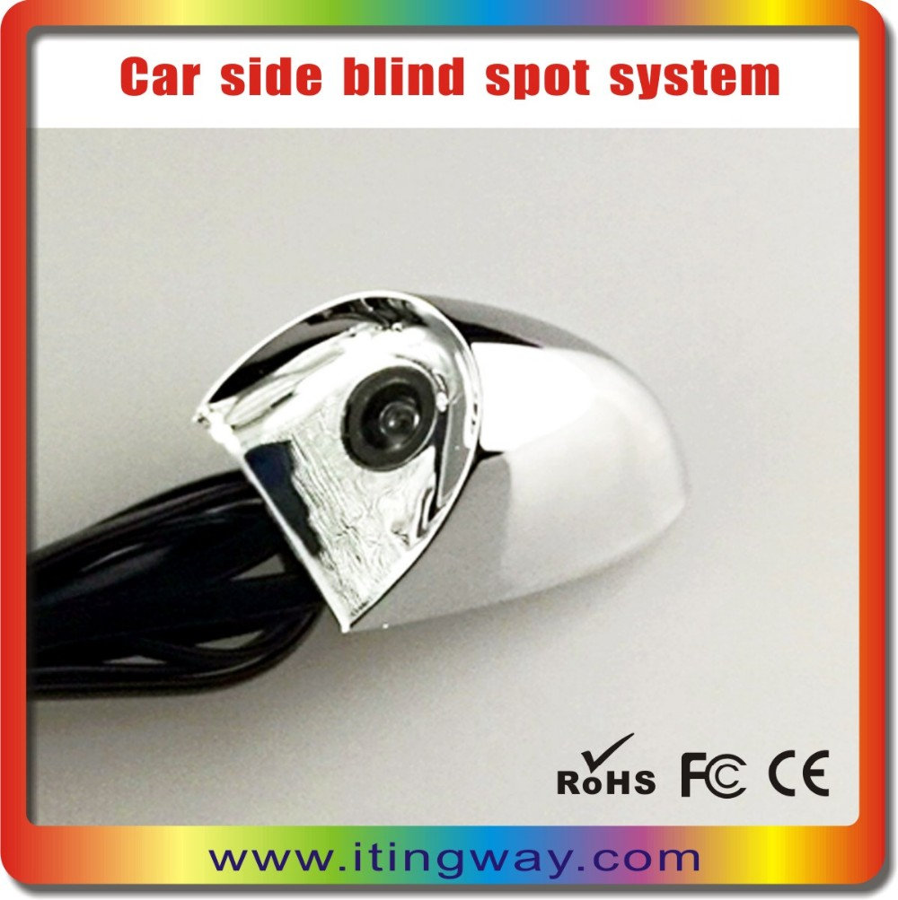 2016 Newest Car BSM/ BLIS (Blind Spot Information System) four channel RV dvr