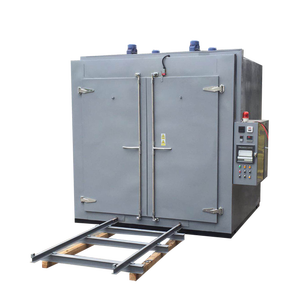 Hot air electric oven/big batch oven/Industrial drying oven for powder coating