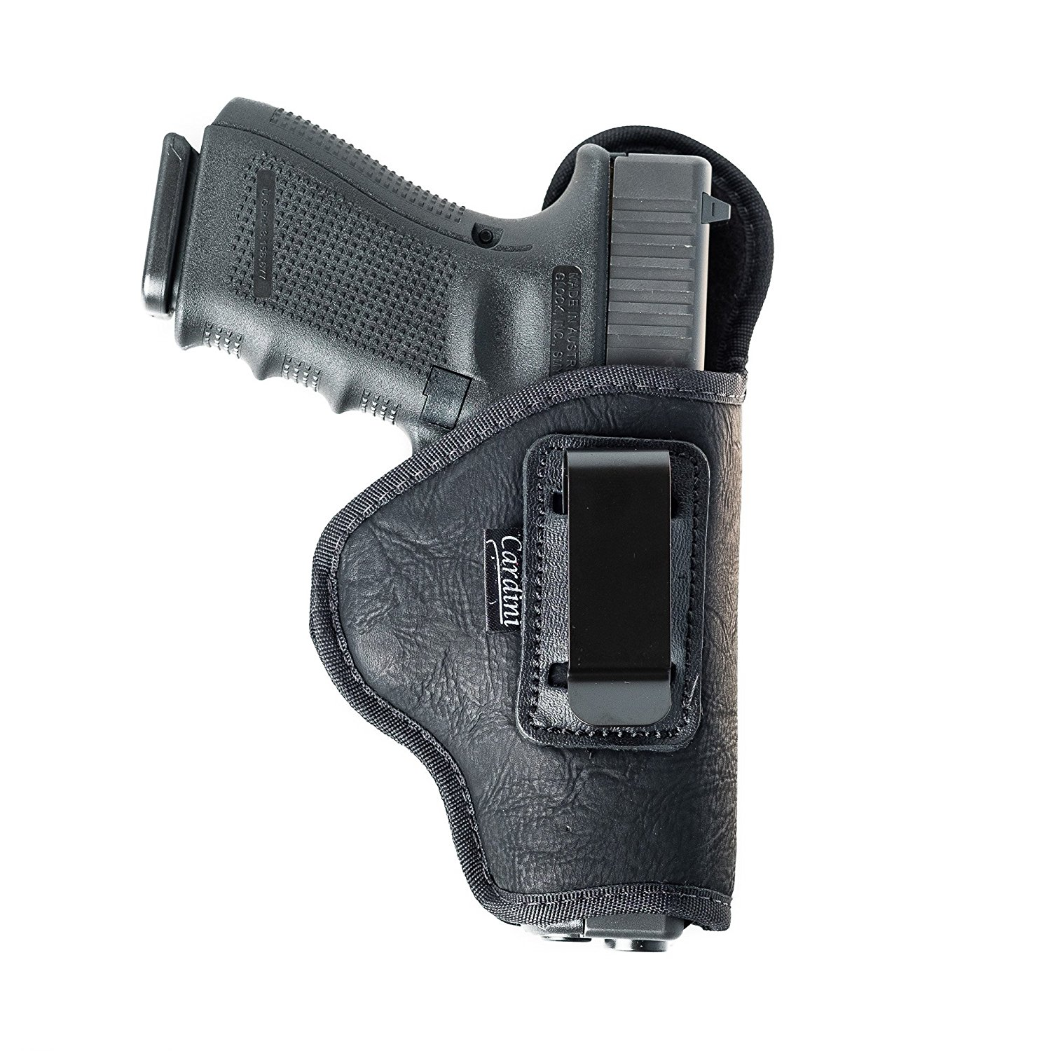 Inside The Waistband Holster For CZ 75C, P-09, 75, 85, SP 01, 97, 97B. Soft Nylon, Comfortable Wear & Durable For Conceal Carry.