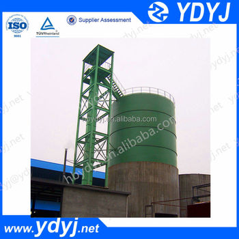 Professional vertical flexible bucket elevator for sale