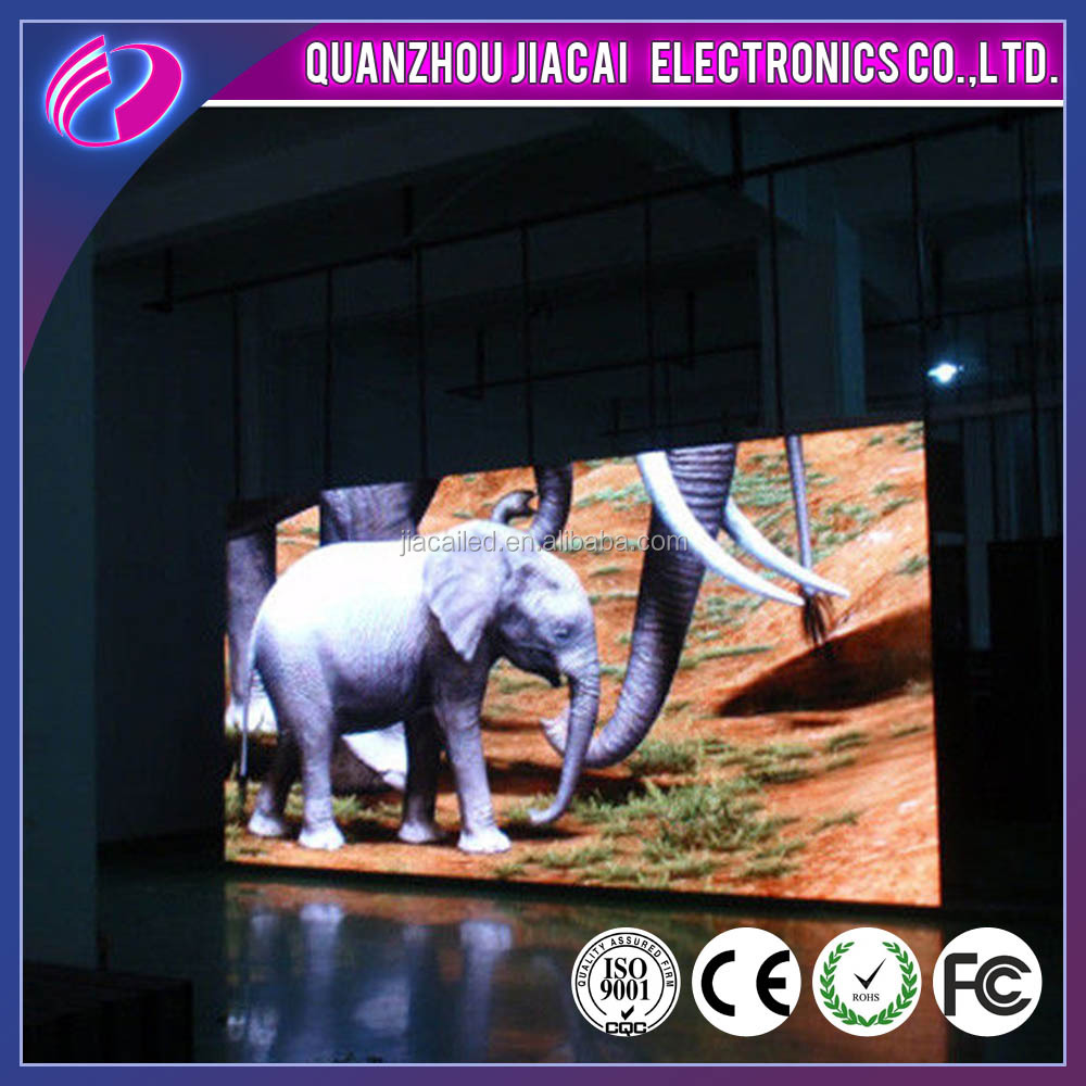Customized Size CE monitor board indoor led display screen