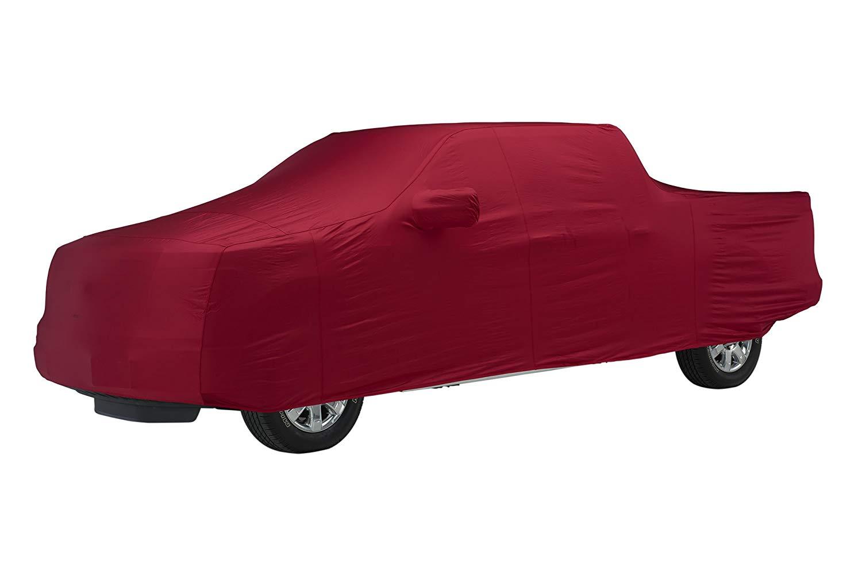 1971 Pontiac Lemans 4 Door Wagon Acme Auto Headlining 71-1529-PRP1507 Red Replacement Headliner 8 Bow
