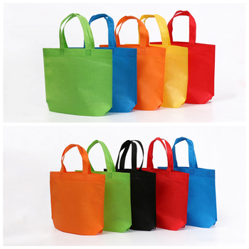 4a9f936f6639 Customized with own logo printed promotion recycle pp lamination non woven  carry bag