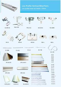 Vertical Blinds Components Supplieranufacturers At Alibaba