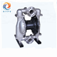 Stainless Steel Pneumatic Diaphragm Mud Suction Pump