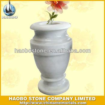 Black Granite Cemetery Funeral Vasevases For Graves Buy Vases For